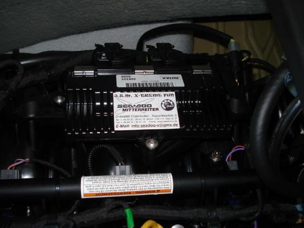 ECU Re-Mapping für Seadoo RXT-X und IS Modelle ab 2009 8400rpm