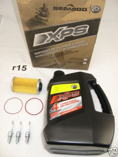 XPS Kundendienst KIT 4-TEC SEA-DOO 295501075 130-260 PS passend inkl. Zündkerzen