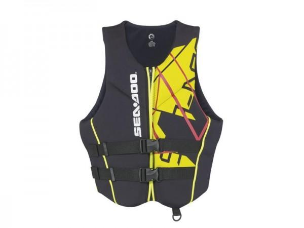 Sea-Doo FREEDOM Rettungsweste für Herren Yellow Edition