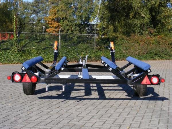 Jet-Loader gebremst doppel für 2-4 Sitzer Jet-Ski black