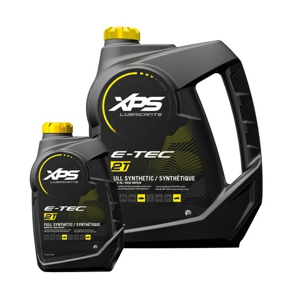XPS 2 Takt Synthetic Öl BRP 3,785 Liter STAFFELPREIS !