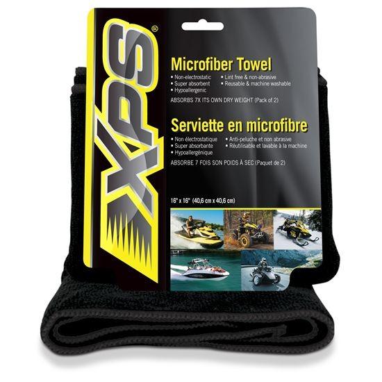 XPS Mikro Faser Tücher 2 Stück
