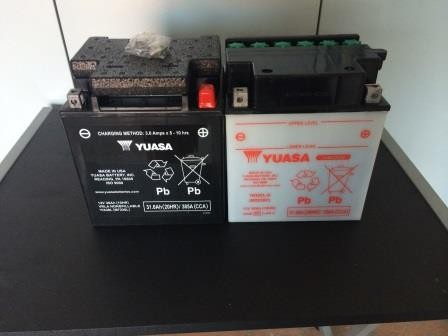 GEL - Batterie